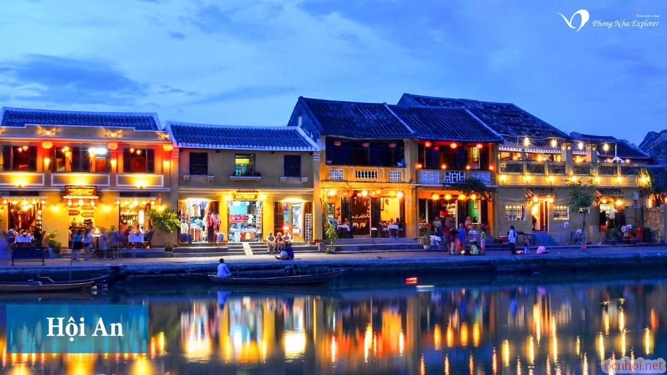 Du lịch phố cổ hội an đà nẵng